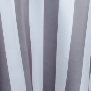 Grey Ashley Stripe