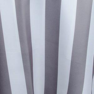 Grey Ashley Stripe