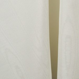 Antique White Bengaline Moire