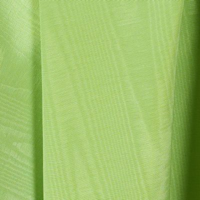 Apple Green Bengaline Moire