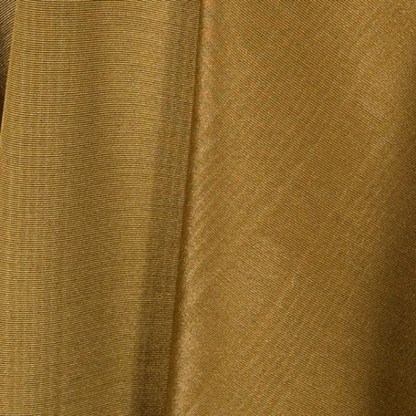 Burnished Gold Bengaline Moire