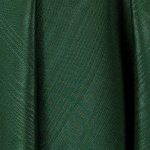 Hunter Green Bengaline Moire