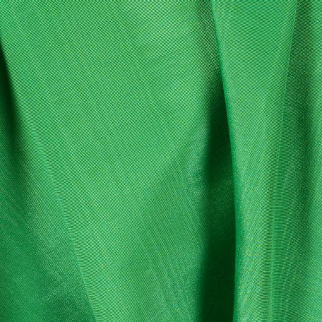 Kelly Green Bengaline Moire