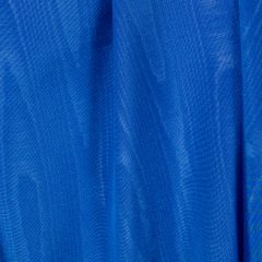 Royal Blue Bengaline Moire