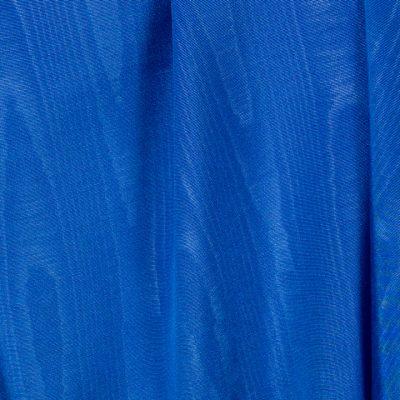 Royal Blue Bengaline Moire