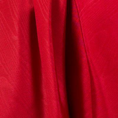 Turkey Red Bengaline Moire