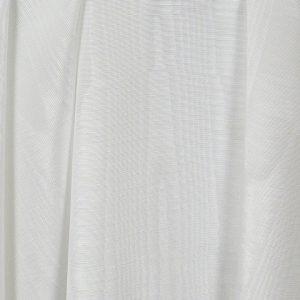 White Bengaline Moire