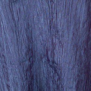 Blueberry Crinkle Taffeta