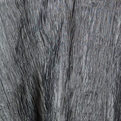 Crinkle Taffeta Silver