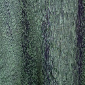 Crinkle Taffeta Violet Green