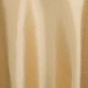 Gold Faux Silk