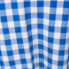 Gingham Check Royal