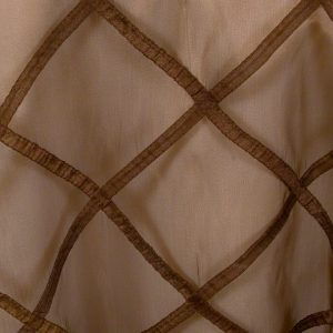 Chocolate Harlequin Sheer