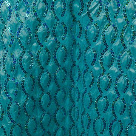 Turquoise Helix