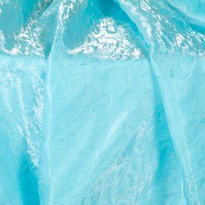 Aqua Iridescent Crush