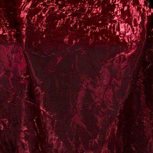 Red Iridescent Crush