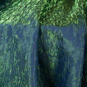 Violet Green Iridescent Crush