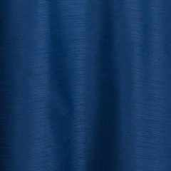 Navy Blue Majesty Dupioni