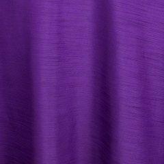 Purple Majesty Dupioni