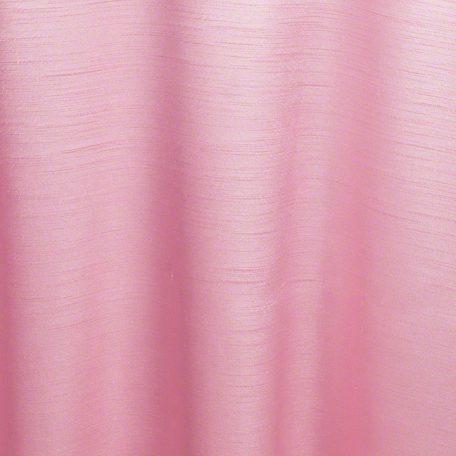 Light Pink Majesty Dupioni Reverse Side