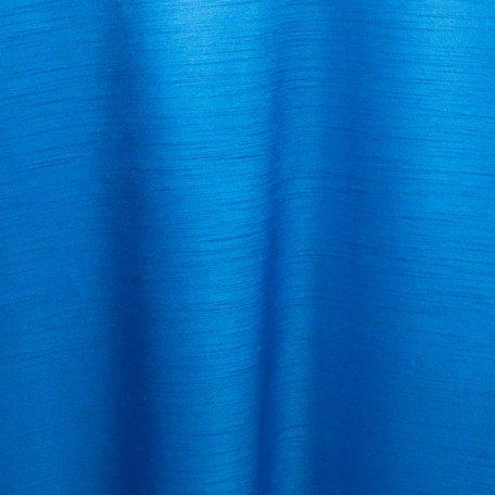 Ocean Blue Majesty Dupioni Reverse Side