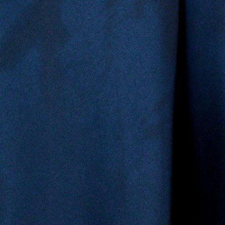 Navy Blue Matte Satin