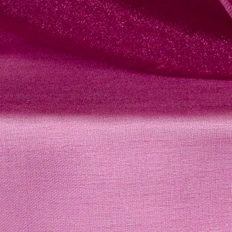 Dark Raspberry Sheer Organza