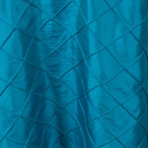 Bermuda Blue Pintuck