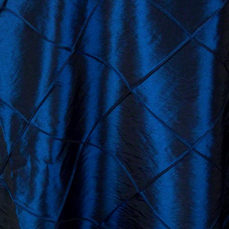 Royal Blue Pintuck