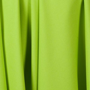 Apple Green Polyester