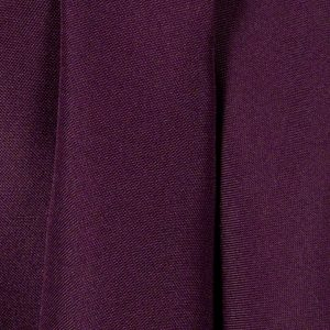 Eggplant Polyester