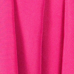 Hot Pink Polyester