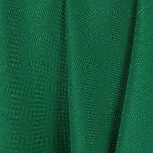Hunter Green Polyester