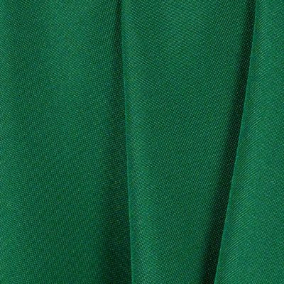 Hunter Green Polyester