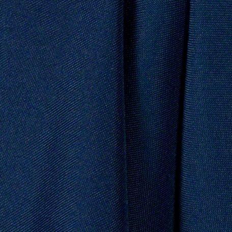 Navy Blue Polyester