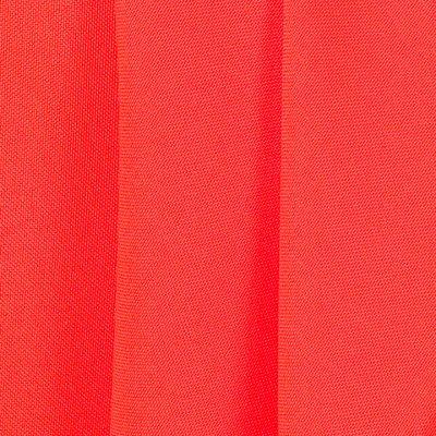 Neon Orange Polyester