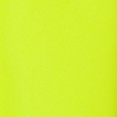 Neon Yellow Polyester