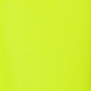 Neon Yellow Polyester