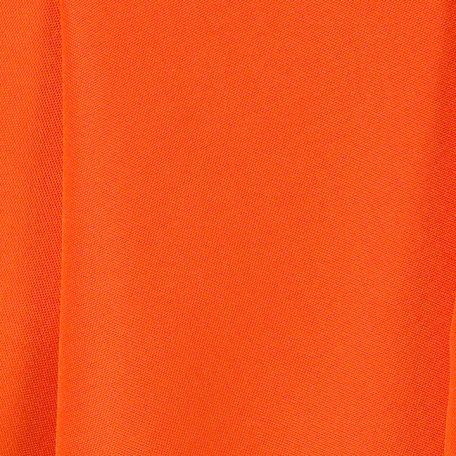 Pumpkin Orange Polyester