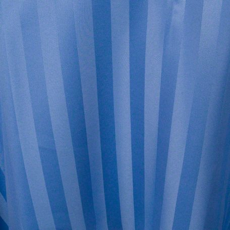 Perinwkle Satin Stripe