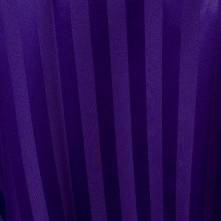 Purple Satin Stripe