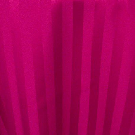 Raspberry Satin Stripe