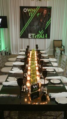 Ethan's Bar Mitzvah Celebration