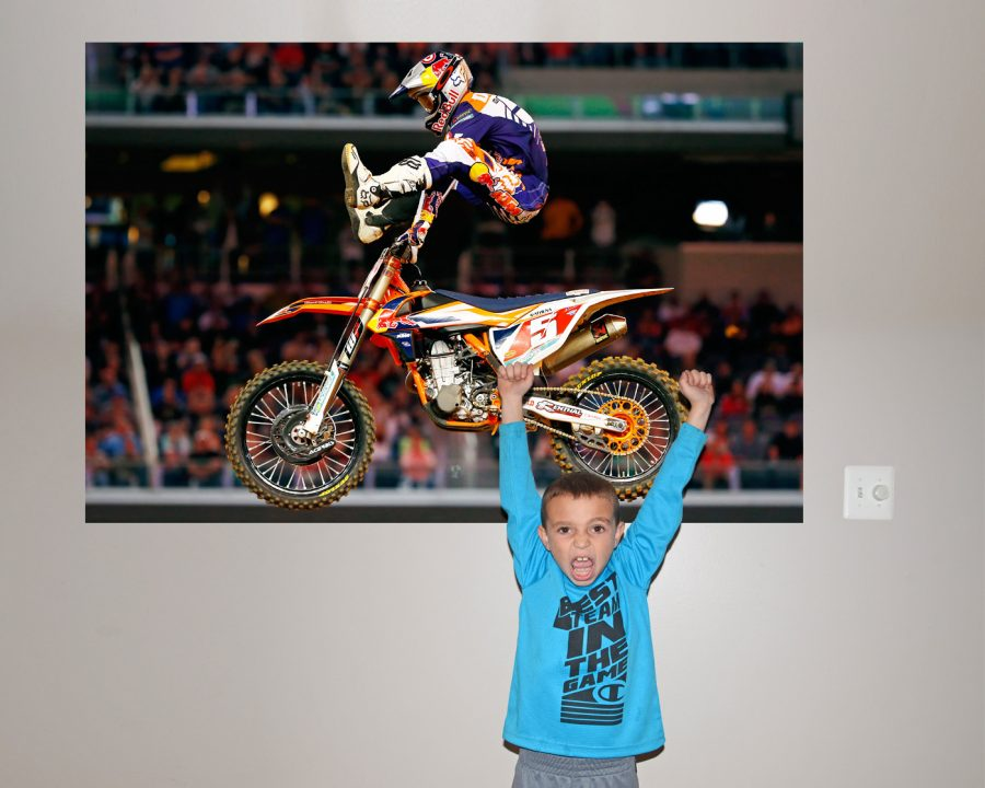 Blake Brous - Ryan Dungey Fan