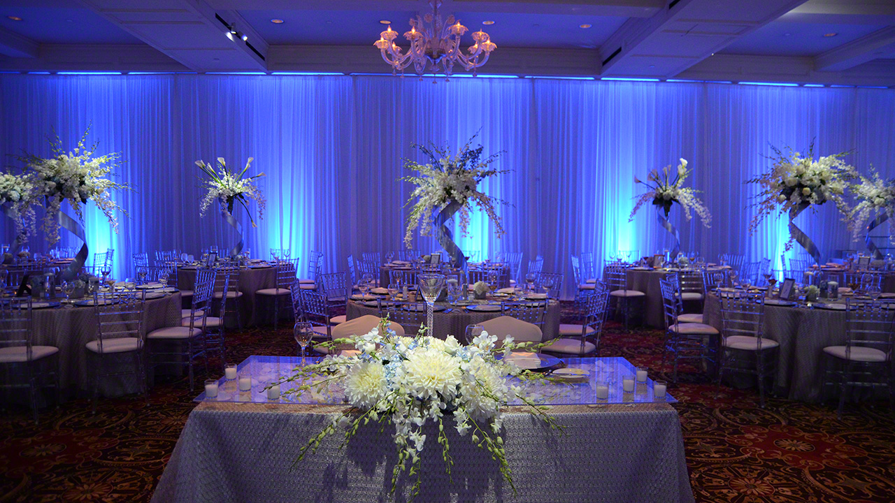 Wedding And Special Event Draping Fabulous Events Michigan
