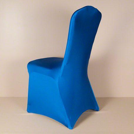 Royal Blue Spandex Chair Cover