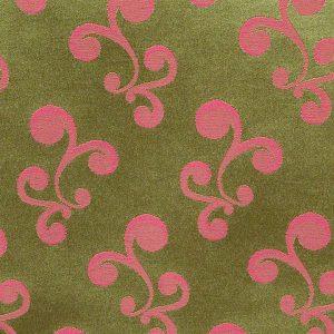 Casablanca Mini Swirl Pink with Lime