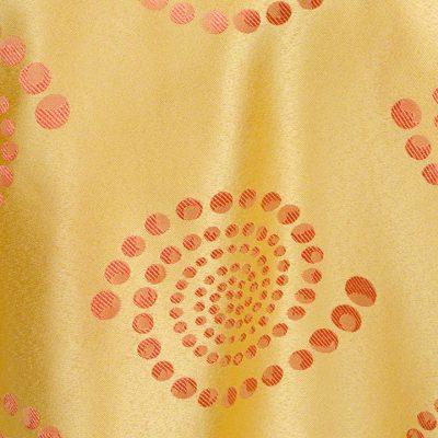 Yellow Orange Crop Circles