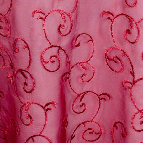 Red Eva Sheer