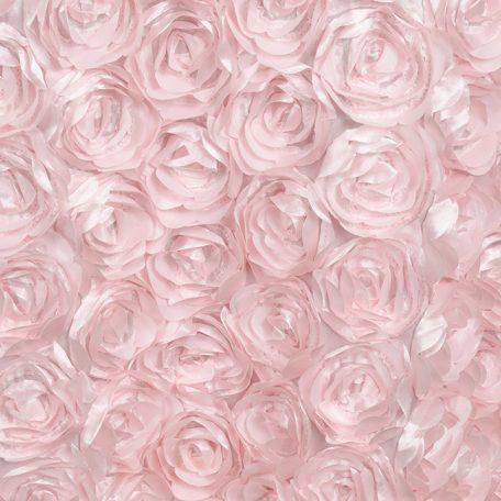 Pink Loveable Rosette Linen for Rental